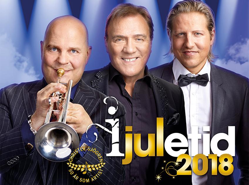 I Juletid 12 Januari  Christer Sjögren, Magnus Johansson, Marcos Ubeda