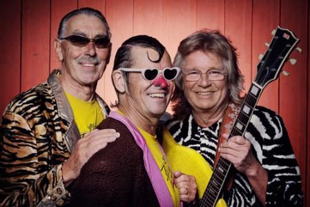 Electric Banana Band - En familjeföreställning