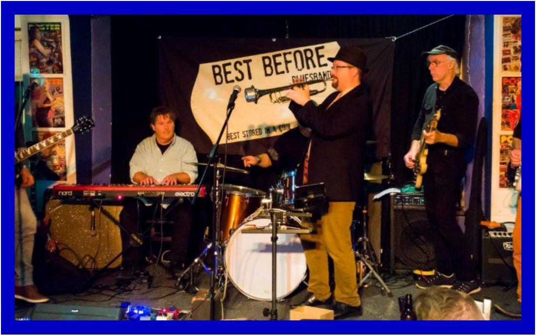 Best Before Bluesband