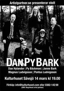 Dan, Py & Bark