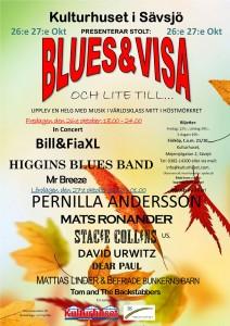 Blues & Visa och lite till