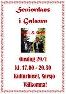 Seniordans Stefan & Kalle