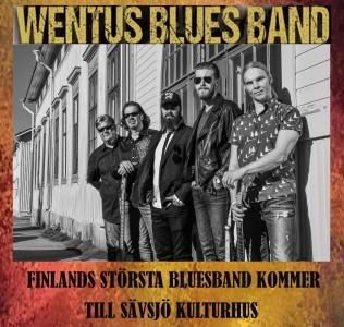 Blues Visa och lite till ... Wentus Blues Band