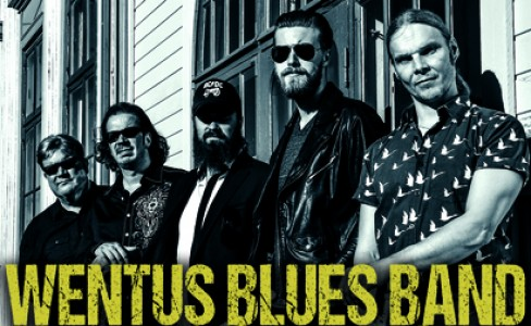 Torsdagsklubben Wentus Blues Band